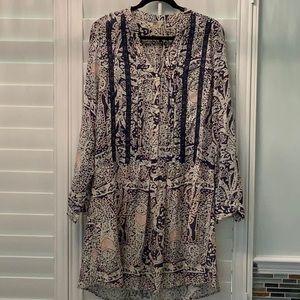 Anthropologie Print Dress